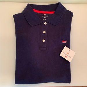 🐳Vineyard Vines for Target Boys Short Sleeve Polo